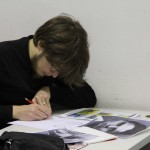 2012-12-01 - Oleggio Workshop del fumetto 4