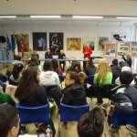 2013-03-27 Borgoticino - Biblioteca
