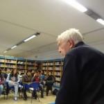 2013-03-27 Borgoticino - Biblioteca - Parla il partigiano Jim