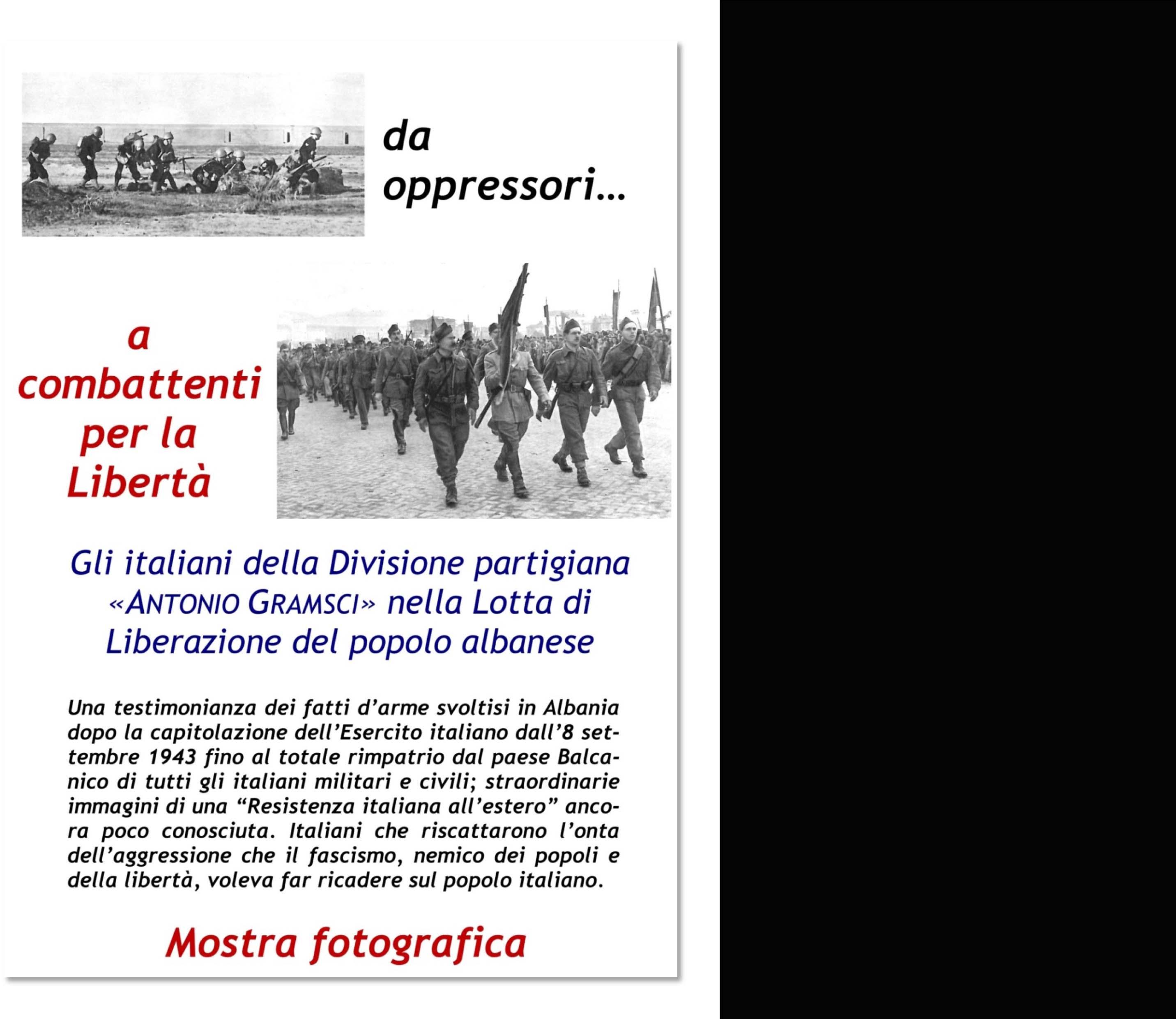 Da oppressori a combattenti per la libertà